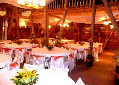 Zdjęcie dekoracji stodoły 1