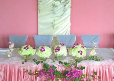 dekoracja sali 20