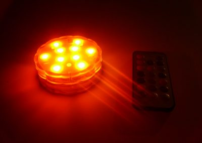 oświetlenie led na baterie