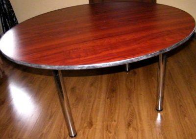 stół okrągły 150cm średnica