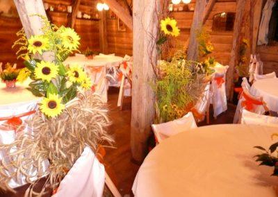 zdjęcie dekoracji stodoły 2