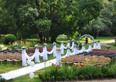 Ślub w plenerze – Drozdowo