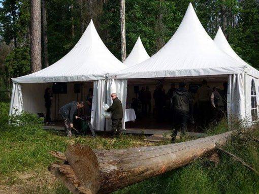 Konferencja prasowa Białowieża