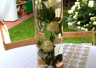 tuba z rozami